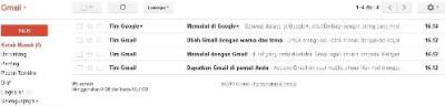 halaman email gmail anda